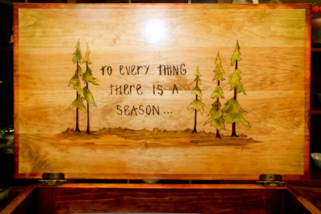 Seasons Trunk (lid)