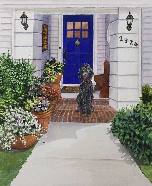 Blue Door Inn 2