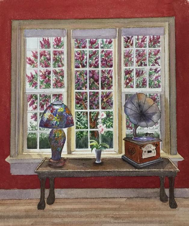 Blue Door Inn Lilacs