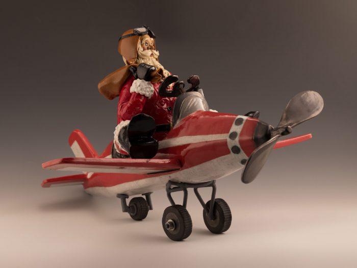 Baker Aircraft Santa