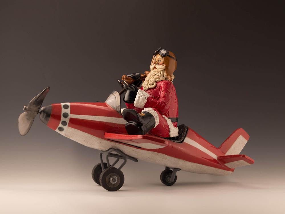 Baker Aircraft Santa 2