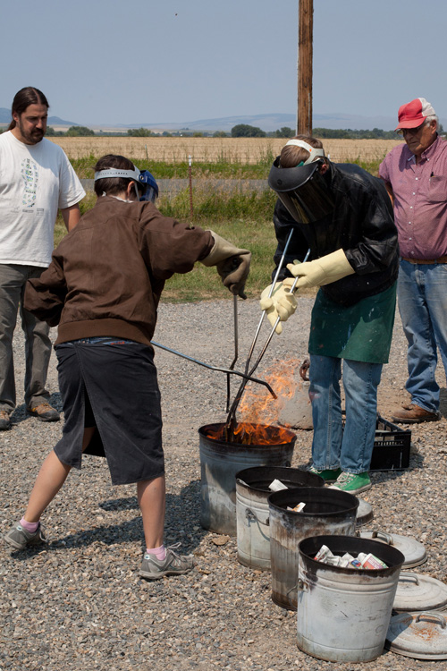 Raku Workshop 2012