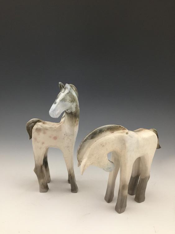 Saggar Horses