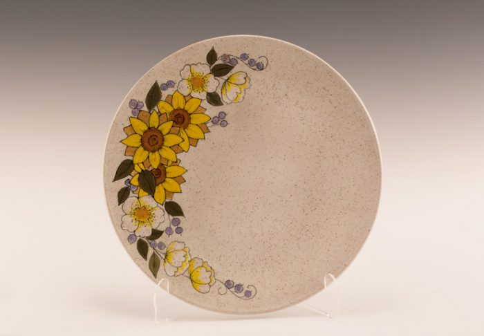 Stoneware Platter 2