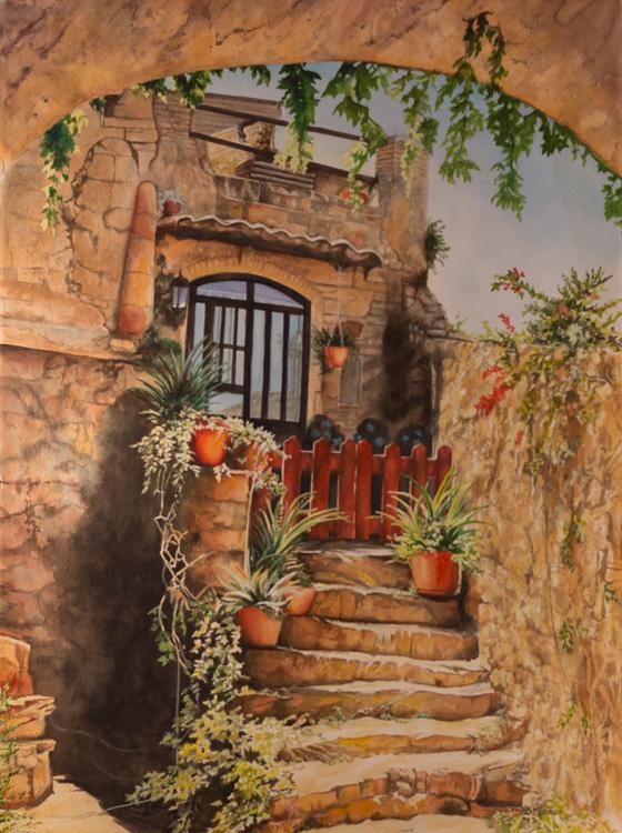 Tuscan Village 1