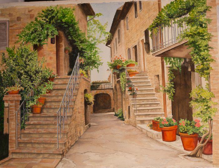 Tuscan Village 2