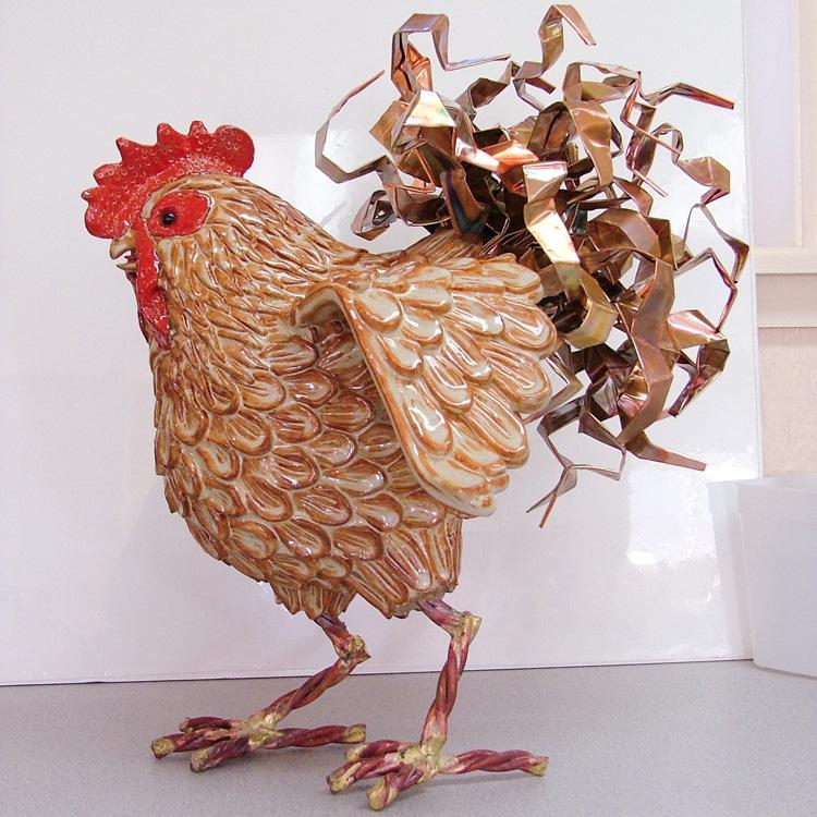 Rooster Nutmeg