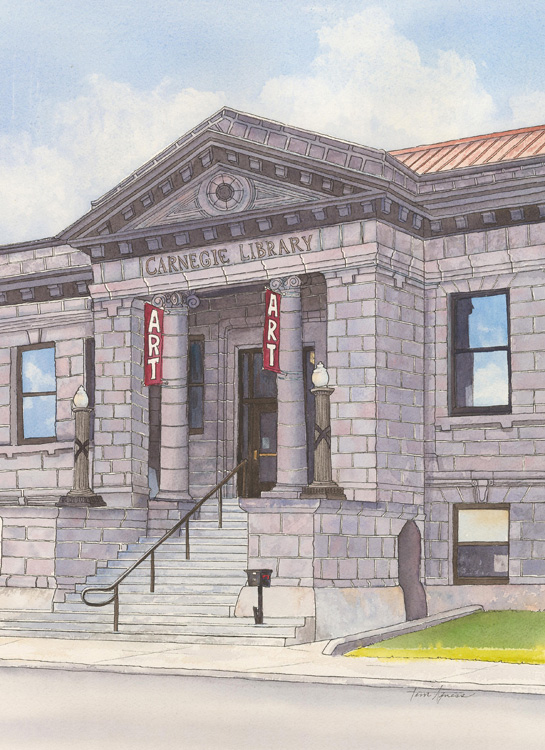 Carnegie Library - 1909