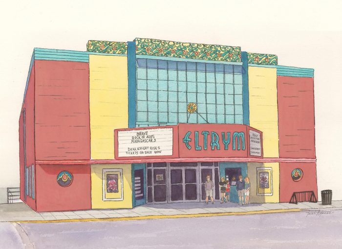 Eltrym Theatre - 1940