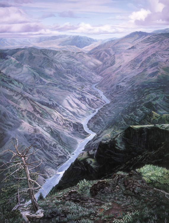 Hells Canyon - A Perspective