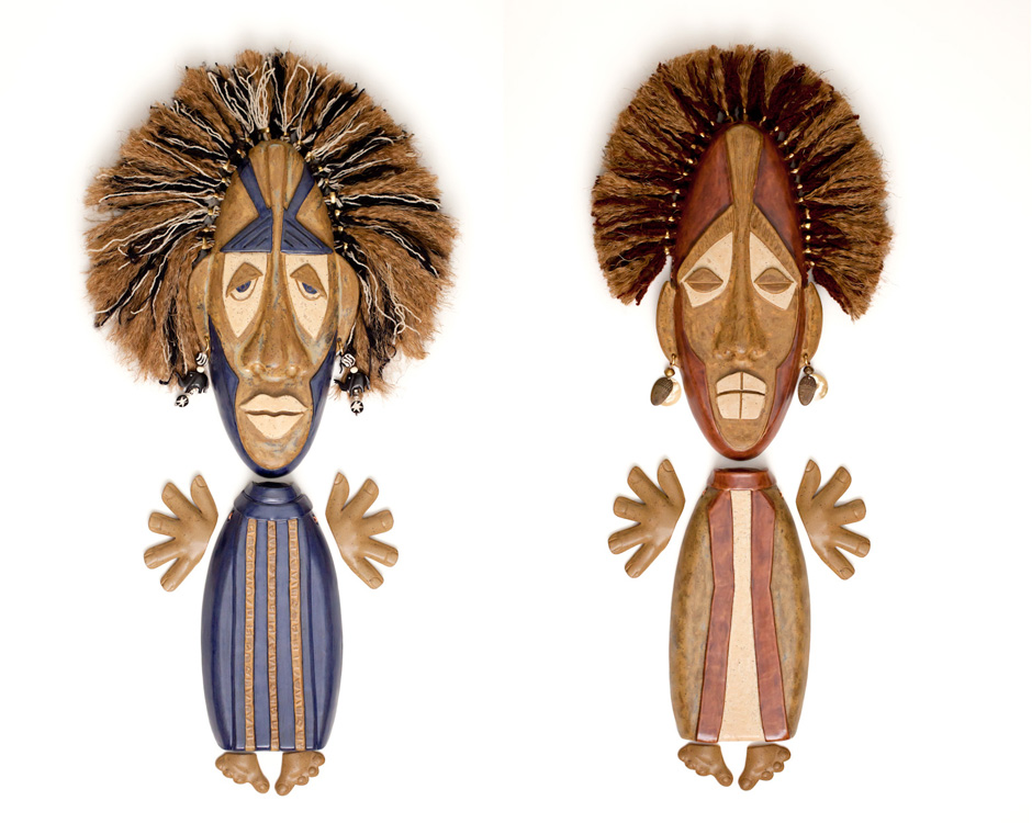 Commissioned Masks