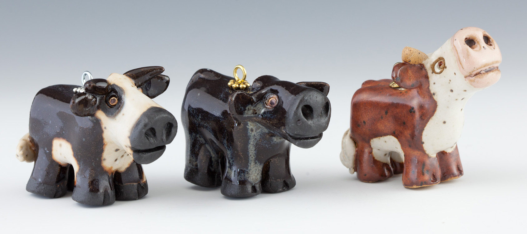 Cow Ornaments