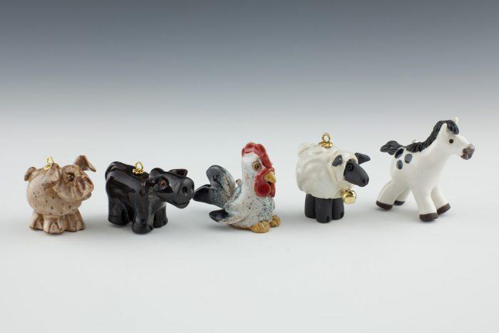 Farm ornaments 2